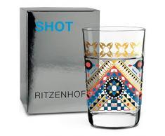 RITZENHOFF Next Shot - Bicchiere da liquore in cristallo da 40 ml