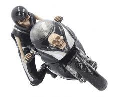 Nemesis Now Speed Reaper James Ryman Statuetta 17 cm Nera, in Resina, Taglia Unica