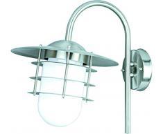 XL in acciaio inox esterno lampada da parete dover modern resistente IP44 esterno Illuminazione lampade da parete per cortili e giardini