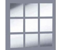 Super Cool Creations Piastrelle quadrate e Mosaico - Confezione da 10 - 6 cm x 6 cm