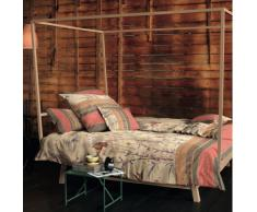 Bassetti Fong V2 9221256, 155 x 220 x 0,5 cm, biancheria da letto in raso, multicolore