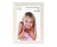 Foto e immagini Inov 8 PFE DWWH-A4 cornici inglese tradizionale, confezione da 4, legni certificati A4 bianco
