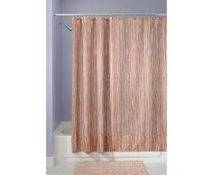 Tende Da Doccia In Tessuto : Tende per doccia interdesign color marrone da acquistare online su