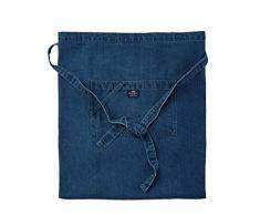 Lexington Company Grembiule BBQ Jeans Blu