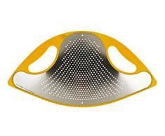 Viceversa Flexy Grattugia Flessibile, Acciaio Inossidabile, Giallo