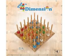 Thimble Toys Gioco da tavola della 4 dimensioni, in legno