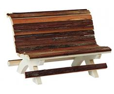 Kerbl panchina in Legno Naturale, 18 x 11 x 12 cm