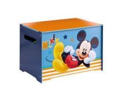 Worlds Apart 474Â Mke Mickey Mouse cassapanca legno 60Â x 40Â x 40Â cm blu
