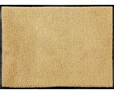 ID Opaco C12018001 Confor Tappeto Zerbino in Fibra di Nylon, caucciù, Nitrile, Colore: Beige, Beige, 60 x 80 cm