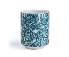 Excelsa Tazza Orientale, 150 ml, Porcellana, Rami Blu