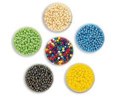Knorr Prandell 3102998 Perline di sementi, Diametro 5 mm di Colori Assortiti