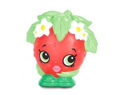 Illumi-Mates Shopkins, Strawberry Kiss, Lampada Da Comodino, Rosso Verde
