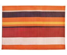 Lacor 66770- Tovaglietta singola, 45 x 30 cm, colore arancio