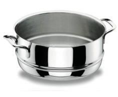 Lacor 90420- Vaporiera 20 cm gourmet