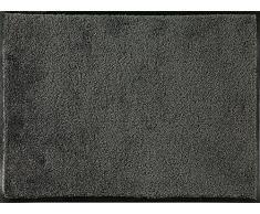 ID Opaco C406002 Confor Tappeto Zerbino in Fibra di Nylon, caucciù, Nitrile, Grigio Scuro, 60 x 40 x 0,7 cm