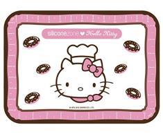 Piccole Hello Kitty Silicone Junior Back Zerbino per cuocere Giappone