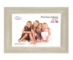 Tradizionali foto e cornici britannici, 20 x 30 cm, 128 Inov8 PFES-LWLG-large lavaggio grigio chiaro