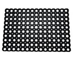 Doormat World Zerbino in Gomma Spessa per Interni ed Esterni, 60 x 40 cm