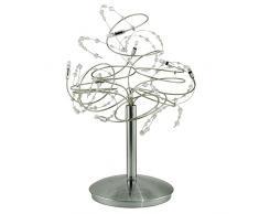 EGLO 86908 lampada da tavolo, metallo, G4, Argento