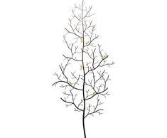 KARE Ants On A Tree - Appendiabiti da Parete, Misura Unica