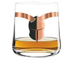 RITZENHOFF Next - Bicchiere da whisky di Houmayoun Mahmoud, in cristallo, 250 ml