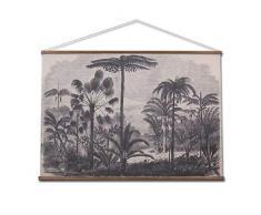 Dcasa Pannello Tropicale Decorazioni mobili Adesivi Decorazione della casa Unisex Adulto, Colore: Unico