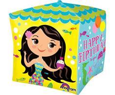 Amscan Buon compleanno a te CBZ palloncini sirene