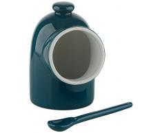 Scoop! Saliera a Forma di Maialino & Mestolo Color Foglia di tè