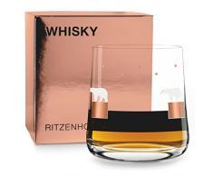 RITZENHOFF Next - Bicchiere da whisky di Alessandro Gottardo in cristallo da 250 ml