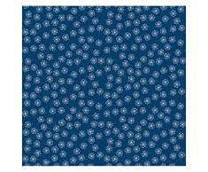 American Crafts–America The Beautiful stelle filanti doppio cartoncino, acrilico, multicolore, 30x 30cm, confezione da 25fogli