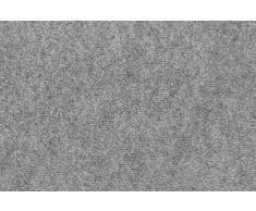 andiamo Moquette, Polipropilene, Grau, 1000 x 200 x 0,3 cm