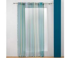 Douceur dIntérieur Tenda con Occhielli, 140 x 240 cm, Stampa trasferibile Color Line