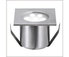 Paulmann 988.70 faretto Recessed lighting spot Acciaio inossidabile 0,6 W