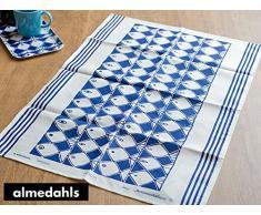 Almedahls Frisco Strofinaccio, Colore: Blu