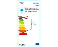 SLV, Luce da incasso, incl. molle, forma quadrata, GX5.3