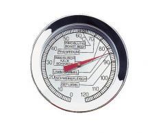 Küchenprofi Cucina Professionale termometro per Carne in Acciaio Inox