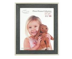 Inov 8 PATH-off 108 tradizionali foto e cornici britannici, 20 x 25 cm, Austen carbone argento