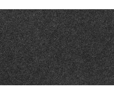 andiamo Moquette, Polipropilene, Anthrazit, 1000 x 200 x 0,3 cm