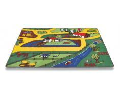 Progettazione giochi tappeto per bambini HMT 706 multi-poliammide 165 x 133 cm