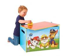 La Squadra dei Cuccioli - Contenitore per giocattoli - cassapanca contenitore per la cameretta