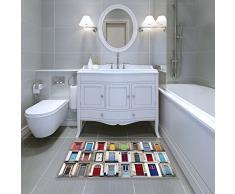 Tappeti Da Bagno Eleganti : Set tappeti da bagno » acquista set tappeti da bagno online su livingo
