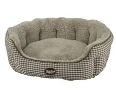 Nobby 60825Â Comfort Letto Ovale Xaver, Marrone