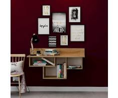THE FURNITURE PROJECT by Homemania Mobile ingresso, MOBILE INGRESSO Renzo, Rovere sapphire