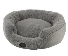 Nobby 60783Â Comfort letto ovale Sota, Grigio