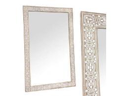 dcasa DCASA Specchi da Parete mobili Adesivi Decorativi Unisex Adulto, Multicolore (Multicolore), Unico