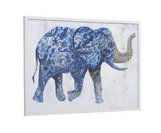 Dcasa Quadro Elefante Decorazioni mobili Adesivi Decorazione della casa Unisex Adulto, Colore: Unico