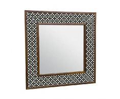 Dcasa Africa specchi da Parete mobili Adesivi Decorativi per la casa Unisex Adulto, Multicolore (Multicolore), Unico