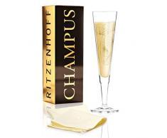 RITZENHOFF Champus Bicchiere da Champagne, Vetro
