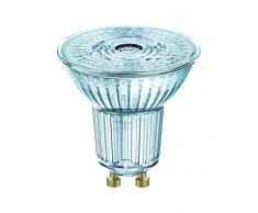 Osram ST Par 16 Lampade LED GU10, 6.9 W, Cool White, 1 Pieces, a riflettore, vetro