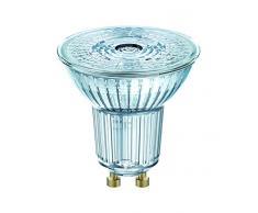 Osram 815629 Lampadina LED GU10, 6.9 W, 10 unità